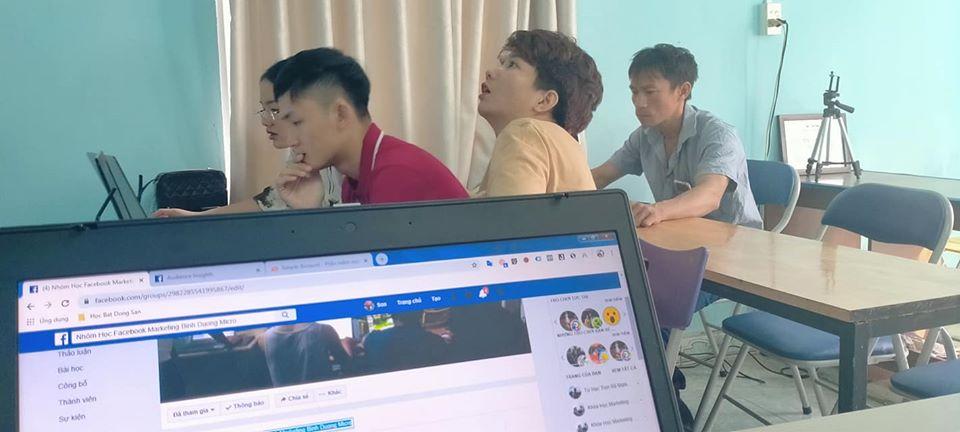 Khóa Học quảng cáo Google Ads Bình Dương